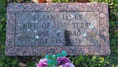 JANES TERRY, SUSAN - Faulkner County, Arkansas | SUSAN JANES TERRY - Arkansas Gravestone Photos