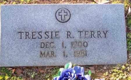 TERRY, TRESSIE R. - Faulkner County, Arkansas | TRESSIE R. TERRY - Arkansas Gravestone Photos