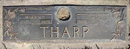 THARP, MARJORIE - Faulkner County, Arkansas | MARJORIE THARP - Arkansas Gravestone Photos