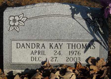 THOMAS, DANDRA KAY - Faulkner County, Arkansas | DANDRA KAY THOMAS - Arkansas Gravestone Photos