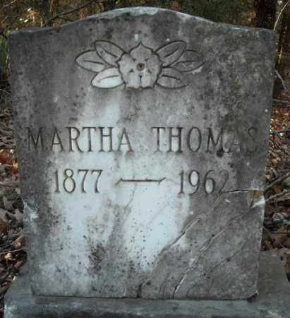 THOMAS, MARTHA - Faulkner County, Arkansas | MARTHA THOMAS - Arkansas Gravestone Photos