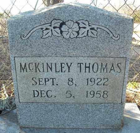 THOMAS, MCKINLEY - Faulkner County, Arkansas   MCKINLEY THOMAS - Arkansas Gravestone Photos
