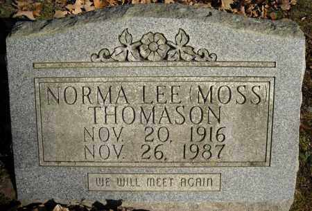 THOMASON, NORMA LEE - Faulkner County, Arkansas | NORMA LEE THOMASON - Arkansas Gravestone Photos