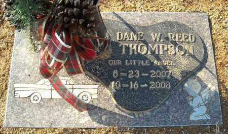 THOMPSON, DANE W. REED - Faulkner County, Arkansas | DANE W. REED THOMPSON - Arkansas Gravestone Photos