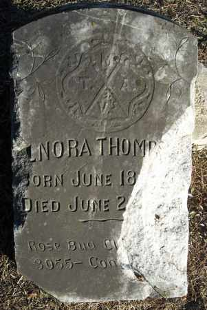 THOMPSON, NORA - Faulkner County, Arkansas | NORA THOMPSON - Arkansas Gravestone Photos