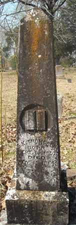 THOMPSON, S.K. - Faulkner County, Arkansas | S.K. THOMPSON - Arkansas Gravestone Photos