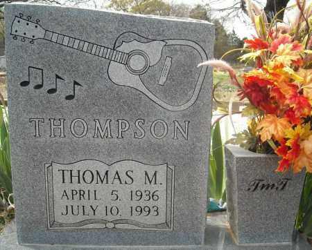 THOMPSON, THOMAS MICHAEL - Faulkner County, Arkansas | THOMAS MICHAEL THOMPSON - Arkansas Gravestone Photos