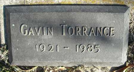 TORRANCE, GAVIN - Faulkner County, Arkansas   GAVIN TORRANCE - Arkansas Gravestone Photos