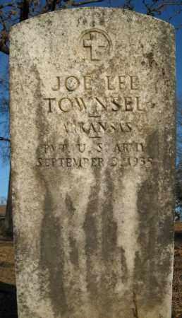 TOWNSEL (VETERAN), JOE LEE - Faulkner County, Arkansas | JOE LEE TOWNSEL (VETERAN) - Arkansas Gravestone Photos