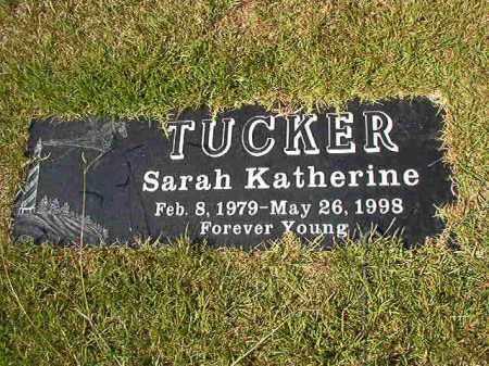 TUCKER, SARAH KATHERINE - Faulkner County, Arkansas | SARAH KATHERINE TUCKER - Arkansas Gravestone Photos