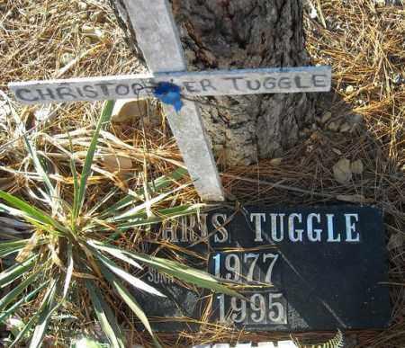 TUGGLE, CHRISTOPHER - Faulkner County, Arkansas | CHRISTOPHER TUGGLE - Arkansas Gravestone Photos
