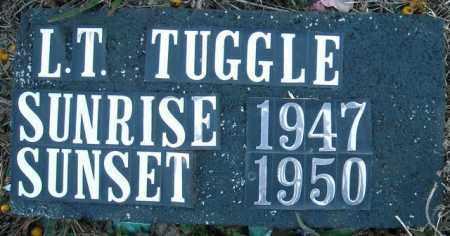 TUGGLE, L.T. - Faulkner County, Arkansas | L.T. TUGGLE - Arkansas Gravestone Photos