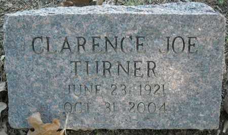 TURNER, CLARENCE JOE - Faulkner County, Arkansas | CLARENCE JOE TURNER - Arkansas Gravestone Photos