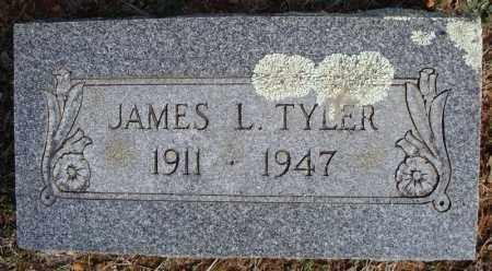 TYLER, JAMES L. - Faulkner County, Arkansas | JAMES L. TYLER - Arkansas Gravestone Photos