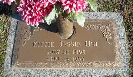 UHL, KITTIE JESSIE - Faulkner County, Arkansas | KITTIE JESSIE UHL - Arkansas Gravestone Photos
