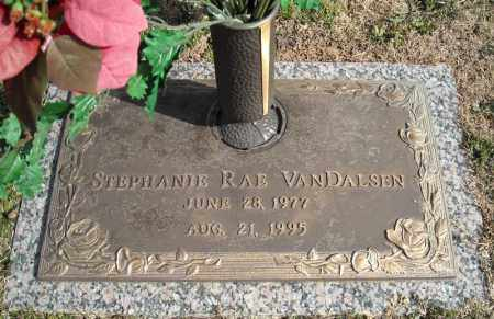 VANDALSEN, STEPHANIE RAE - Faulkner County, Arkansas | STEPHANIE RAE VANDALSEN - Arkansas Gravestone Photos