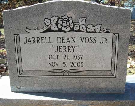 """VOSS, JR., JARRELL DEAN """"JERRY"""" - Faulkner County, Arkansas   JARRELL DEAN """"JERRY"""" VOSS, JR. - Arkansas Gravestone Photos"""