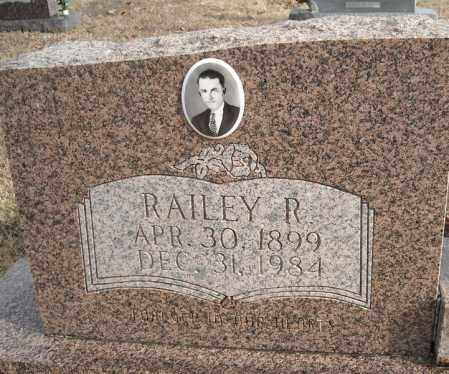 WALKER,, RAILEY R.  (CLOSE UP) - Faulkner County, Arkansas | RAILEY R.  (CLOSE UP) WALKER, - Arkansas Gravestone Photos