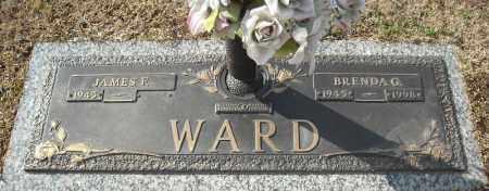 WARD, BRENDA G. - Faulkner County, Arkansas   BRENDA G. WARD - Arkansas Gravestone Photos