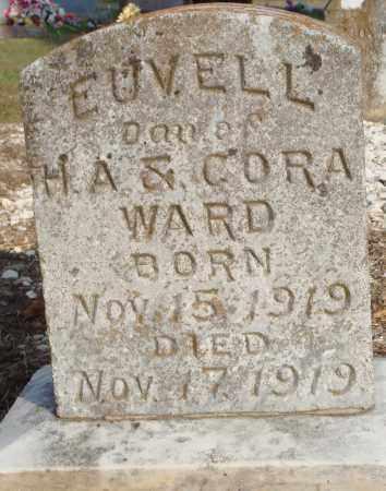 WARD, EUVELL - Faulkner County, Arkansas   EUVELL WARD - Arkansas Gravestone Photos