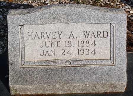 WARD, HARVEY A. - Faulkner County, Arkansas | HARVEY A. WARD - Arkansas Gravestone Photos