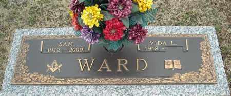WARD, SAM - Faulkner County, Arkansas | SAM WARD - Arkansas Gravestone Photos