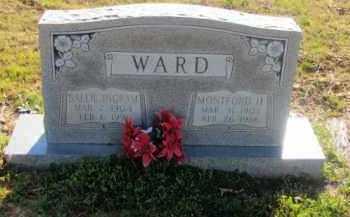 WARD, SALLIE - Faulkner County, Arkansas | SALLIE WARD - Arkansas Gravestone Photos