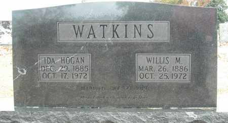 HOGAN WATKINS, IDA - Faulkner County, Arkansas | IDA HOGAN WATKINS - Arkansas Gravestone Photos