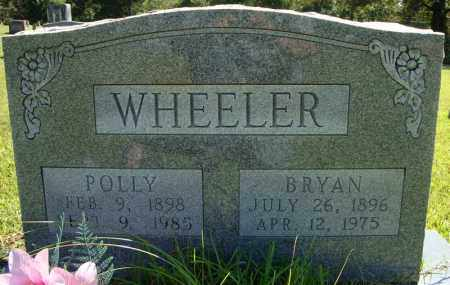 WHEELER, BRYAN - Faulkner County, Arkansas | BRYAN WHEELER - Arkansas Gravestone Photos