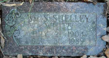 WHITE, WM. S. SHELLEY - Faulkner County, Arkansas | WM. S. SHELLEY WHITE - Arkansas Gravestone Photos