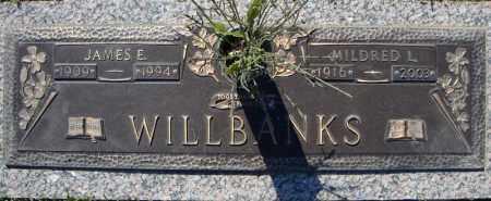 WILLBANKS, MILDRED L. - Faulkner County, Arkansas | MILDRED L. WILLBANKS - Arkansas Gravestone Photos