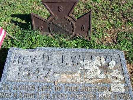 WILMS, REV (VETERAN CSA), D J - Faulkner County, Arkansas   D J WILMS, REV (VETERAN CSA) - Arkansas Gravestone Photos