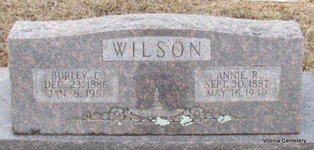 WILSON, ANNIE R - Faulkner County, Arkansas | ANNIE R WILSON - Arkansas Gravestone Photos