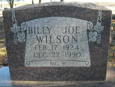 "WILSON, BILLY ""JOE"" - Faulkner County, Arkansas | BILLY ""JOE"" WILSON - Arkansas Gravestone Photos"