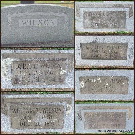 WILSON, DORA L - Faulkner County, Arkansas | DORA L WILSON - Arkansas Gravestone Photos