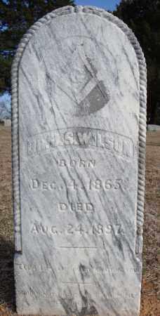 WILSON, DR., J.S. - Faulkner County, Arkansas | J.S. WILSON, DR. - Arkansas Gravestone Photos