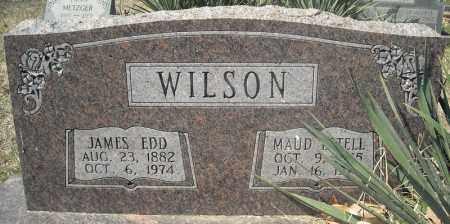 WILSON, JAMES EDD - Faulkner County, Arkansas | JAMES EDD WILSON - Arkansas Gravestone Photos