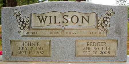 WILSON, REDGER - Faulkner County, Arkansas | REDGER WILSON - Arkansas Gravestone Photos