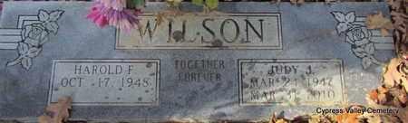 WILSON, JUDY JUSTIN WINDER - Faulkner County, Arkansas   JUDY JUSTIN WINDER WILSON - Arkansas Gravestone Photos