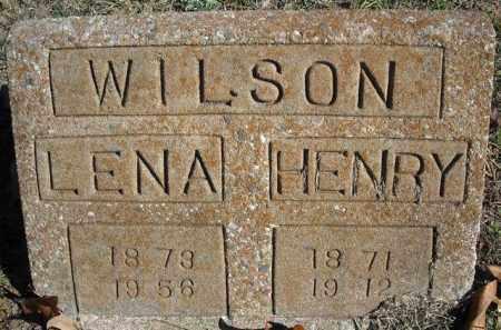 WILSON, HENRY - Faulkner County, Arkansas | HENRY WILSON - Arkansas Gravestone Photos