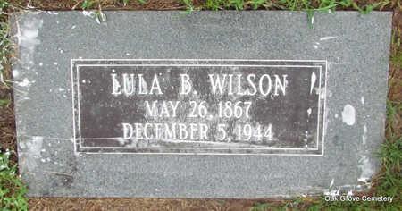 WILSON, LULA B - Faulkner County, Arkansas | LULA B WILSON - Arkansas Gravestone Photos