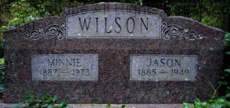 WILSON, MINNIE - Faulkner County, Arkansas | MINNIE WILSON - Arkansas Gravestone Photos