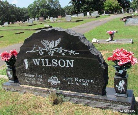 WILSON, ROGER LEE - Faulkner County, Arkansas | ROGER LEE WILSON - Arkansas Gravestone Photos