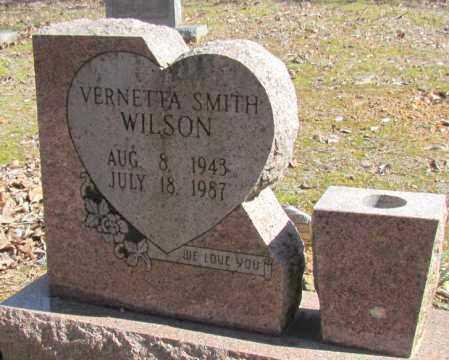 WILSON, VERNETTA - Faulkner County, Arkansas | VERNETTA WILSON - Arkansas Gravestone Photos