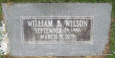 WILSON, WILLIAM BARTLEY - Faulkner County, Arkansas | WILLIAM BARTLEY WILSON - Arkansas Gravestone Photos