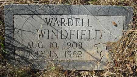 WINDFIELD, WARDELL - Faulkner County, Arkansas | WARDELL WINDFIELD - Arkansas Gravestone Photos