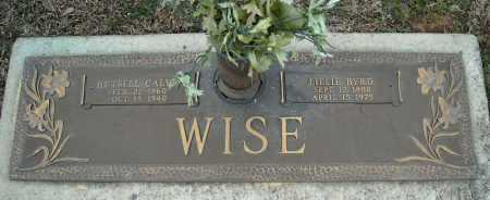 WISE, HUTSELL CALVIN - Faulkner County, Arkansas   HUTSELL CALVIN WISE - Arkansas Gravestone Photos