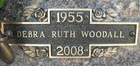WOODALL, DEBRA RUTH - Faulkner County, Arkansas | DEBRA RUTH WOODALL - Arkansas Gravestone Photos