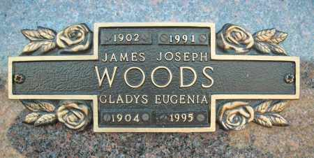 WOODS, JAMES JOSEPH - Faulkner County, Arkansas | JAMES JOSEPH WOODS - Arkansas Gravestone Photos
