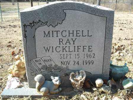 WYCKLIFFE, MITCHELL RAY - Faulkner County, Arkansas | MITCHELL RAY WYCKLIFFE - Arkansas Gravestone Photos